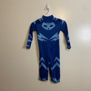 PJ Masks Cat Boy Costume Blue Toddler size 3T 4T